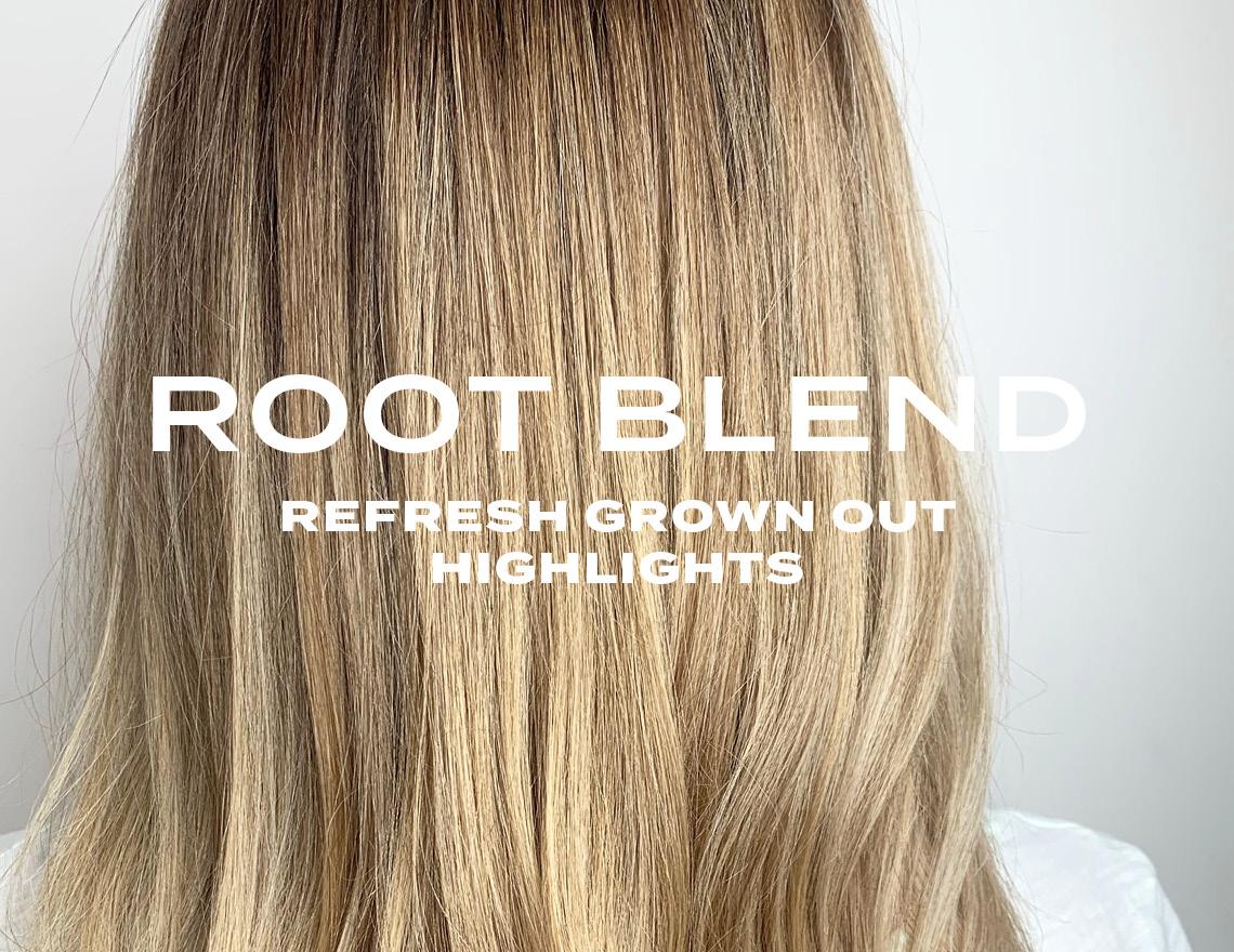 Root Blend Balayage image